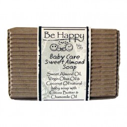 BE HAPPY BABY Soap Sweet Almond Oil HH