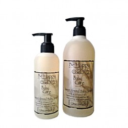 BE HAPPY Baby Shampoo and Bodywash HH