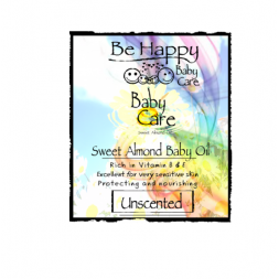 Be Happy  BABYCARE Sweet Almond Oil