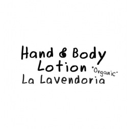 Be Happy Creme Cream Hand Body Lotion  La Lavendoria organic Lavender