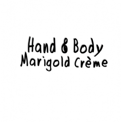 Be Happy Creme Cream Hand Body Lotion  Marigold