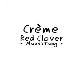 Be Happy Creme Cream RED CLOVER  MandiTang