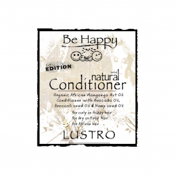 BE HAPPY Conditioner LUSTRO