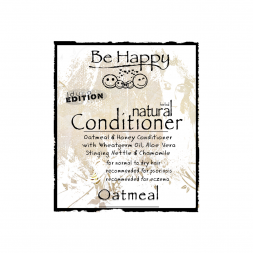 BE HAPPY Conditioner Oatmeal