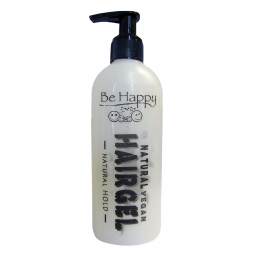 BE HAPPY Hairgel Natural Hold
