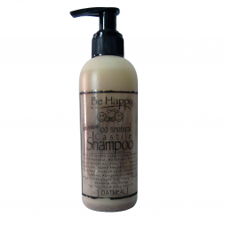BE HAPPY IDUNA Shampoo Oatmeal 200 ml HH