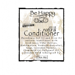 Be Happy Conditioner Dios mio  for blond hair