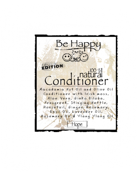 Be Happy Conditioner Hope  stimulating hair growth