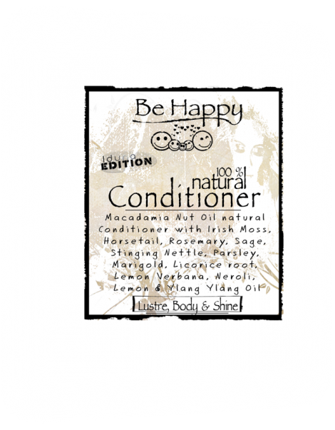 Be Happy Conditioner LBS  Lustre Body & Shine