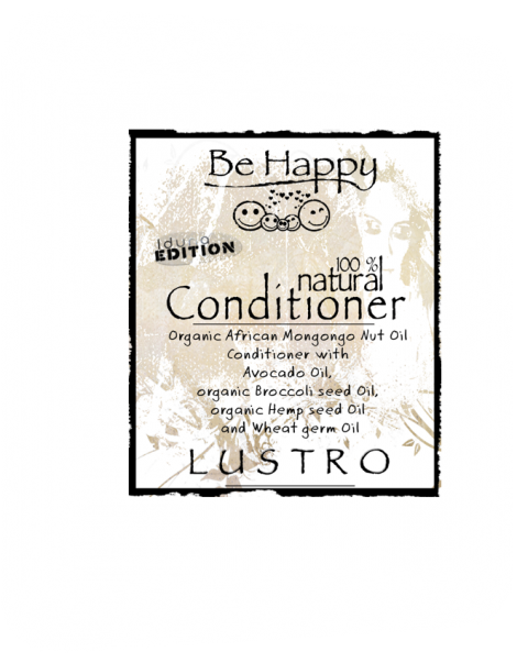 Be Happy Conditioner LUSTRO SPECIAL   for ethnic hair