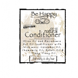 Be Happy Conditioner Lana  for dry or curly hair