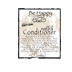 Be Happy Conditioner Loreley  for dry hair