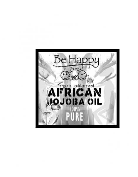 Be Happy  PURE South African Jojoba Oil