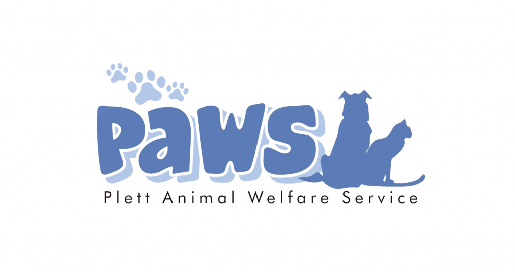 PAWS Plett Animal Welfare Service LOGO2019
