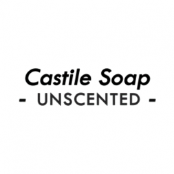 Liquid Castile Soap UNSCENTED Bases