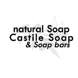 NATURAL SOAP, liquid CASTILE and SOAP BARS
