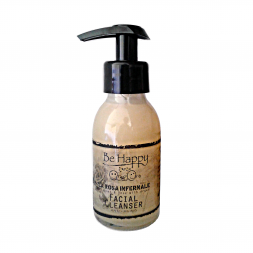 BE HAPPY Facial Cleanser La Rosa Infernale 100 ml HH