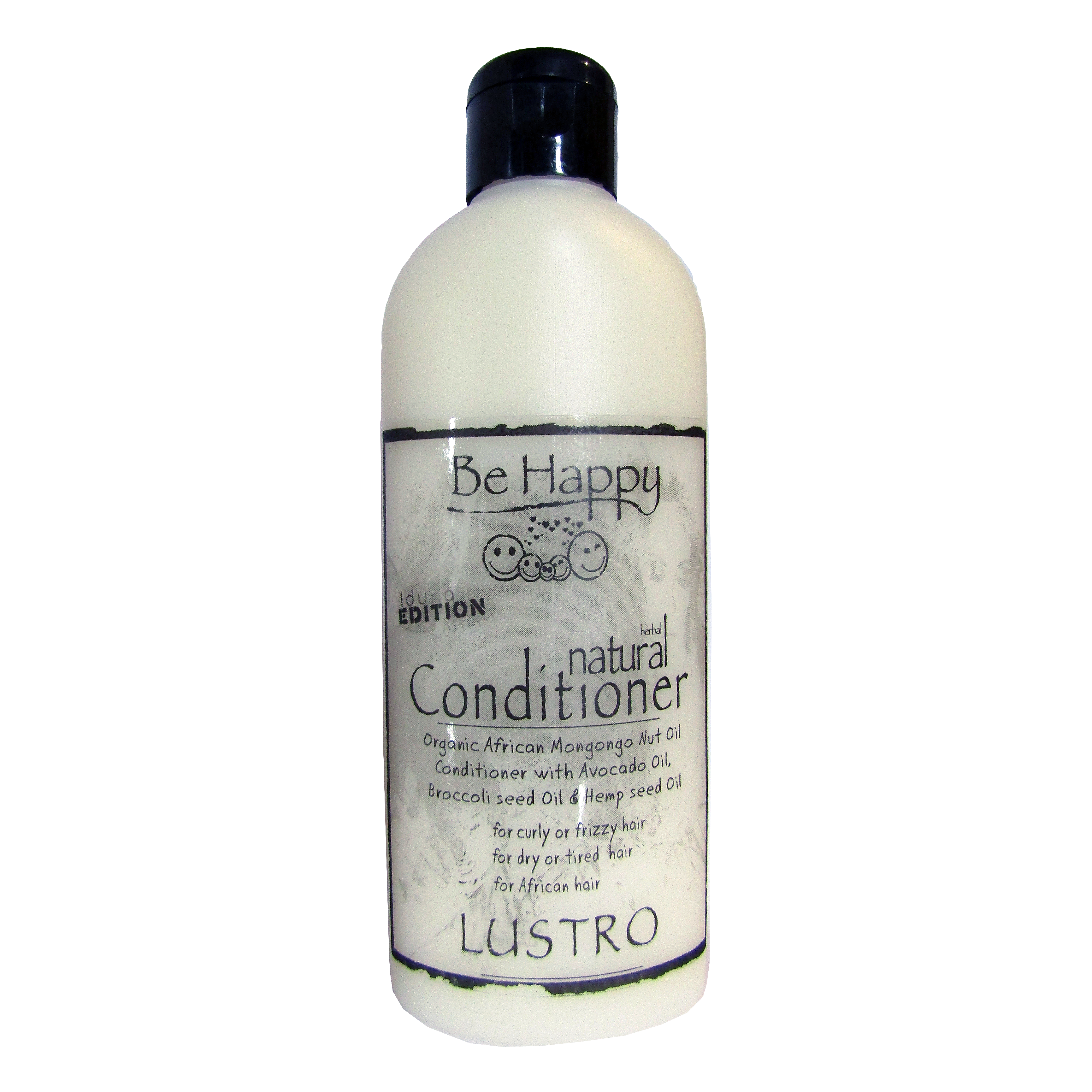 Conditioner  LUSTRO SPECIAL   - nourishing Mongongo Nut Oil Conditioner -  >> great! for ethnic hair  __ 200 ml _